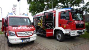 Feuerwehr in Pinnow