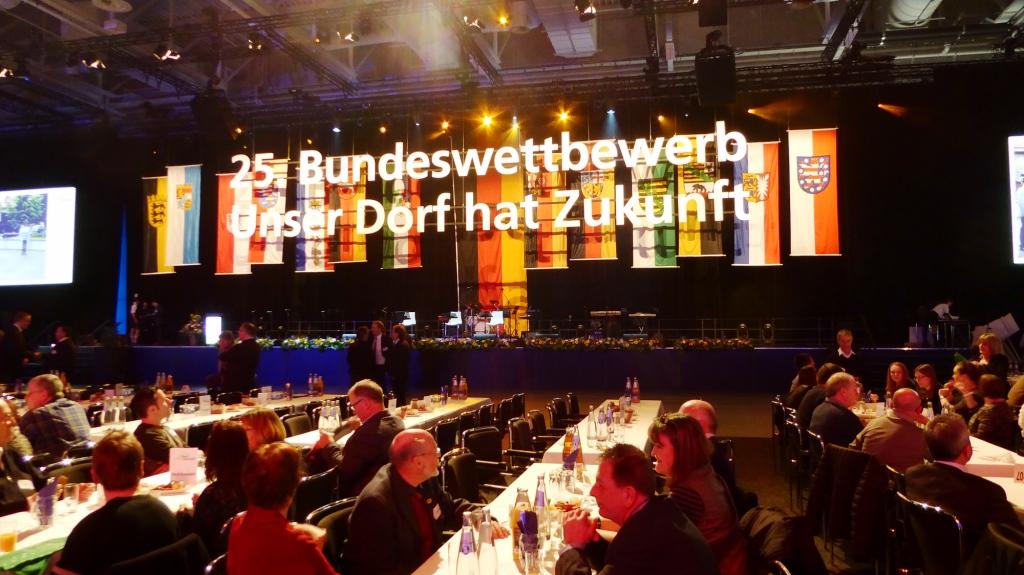"""Bundeswettbewerb """"Unser Dorf hat Zukunft"""" 2016"""