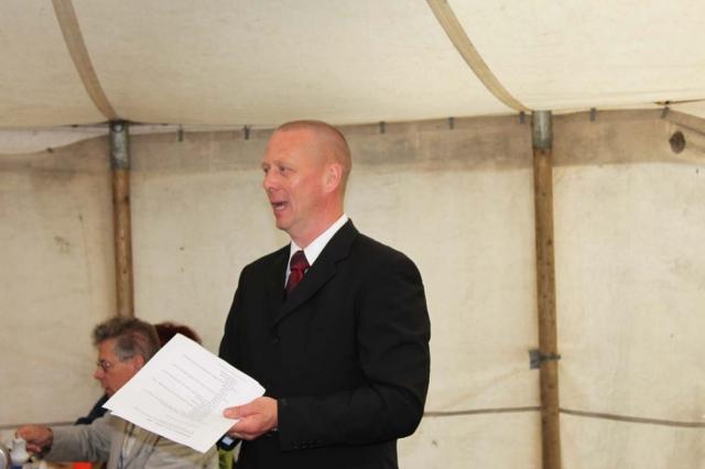 Gemeindefest der Kirchgemeinde Pinnow 2010