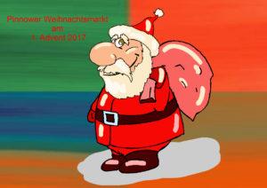 Weihnachtsmarkt in Pinnow 2017