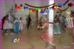 Kinderfasching in Pinnow am 03.März2019