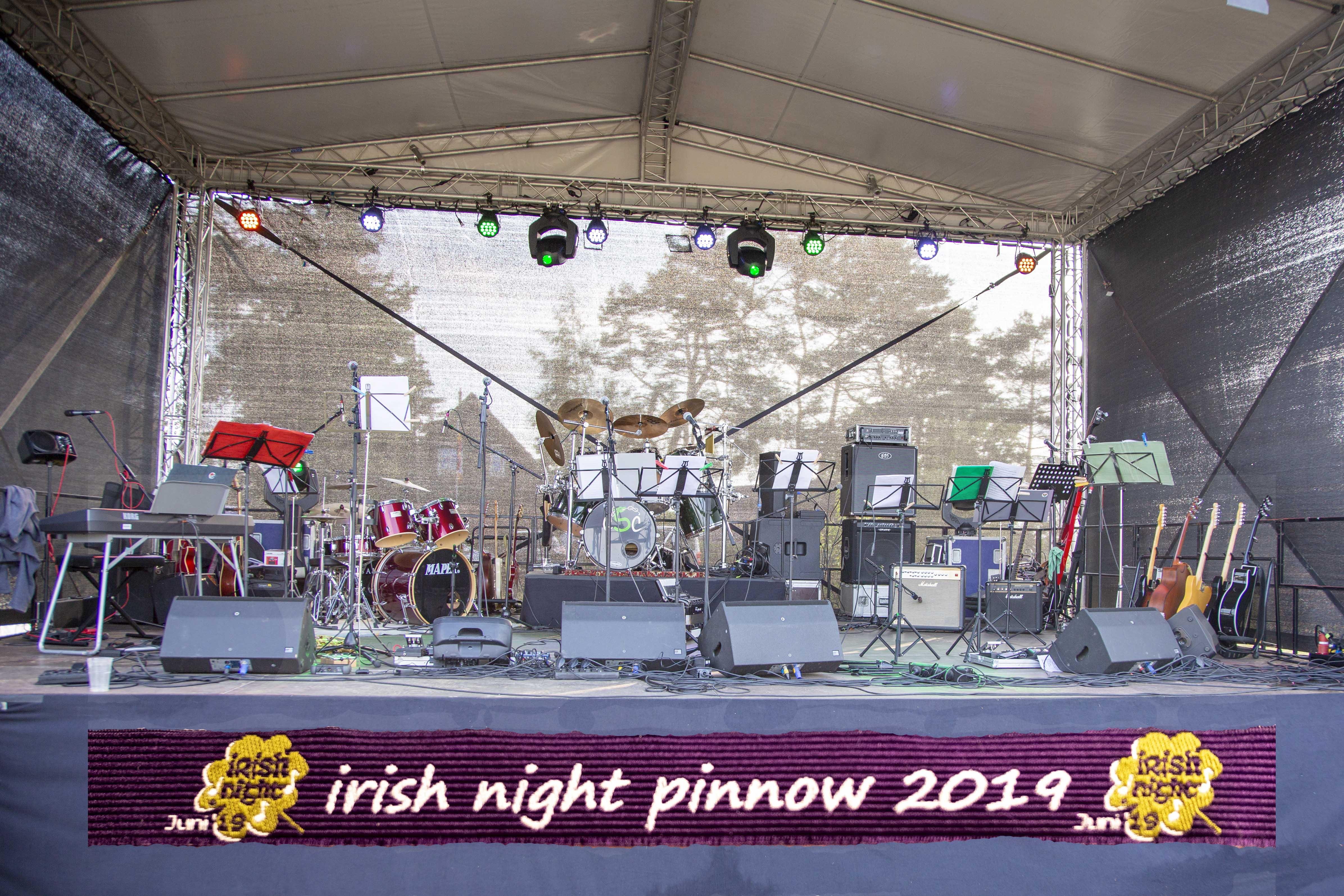 9. Irish Night in Pinnow 2019