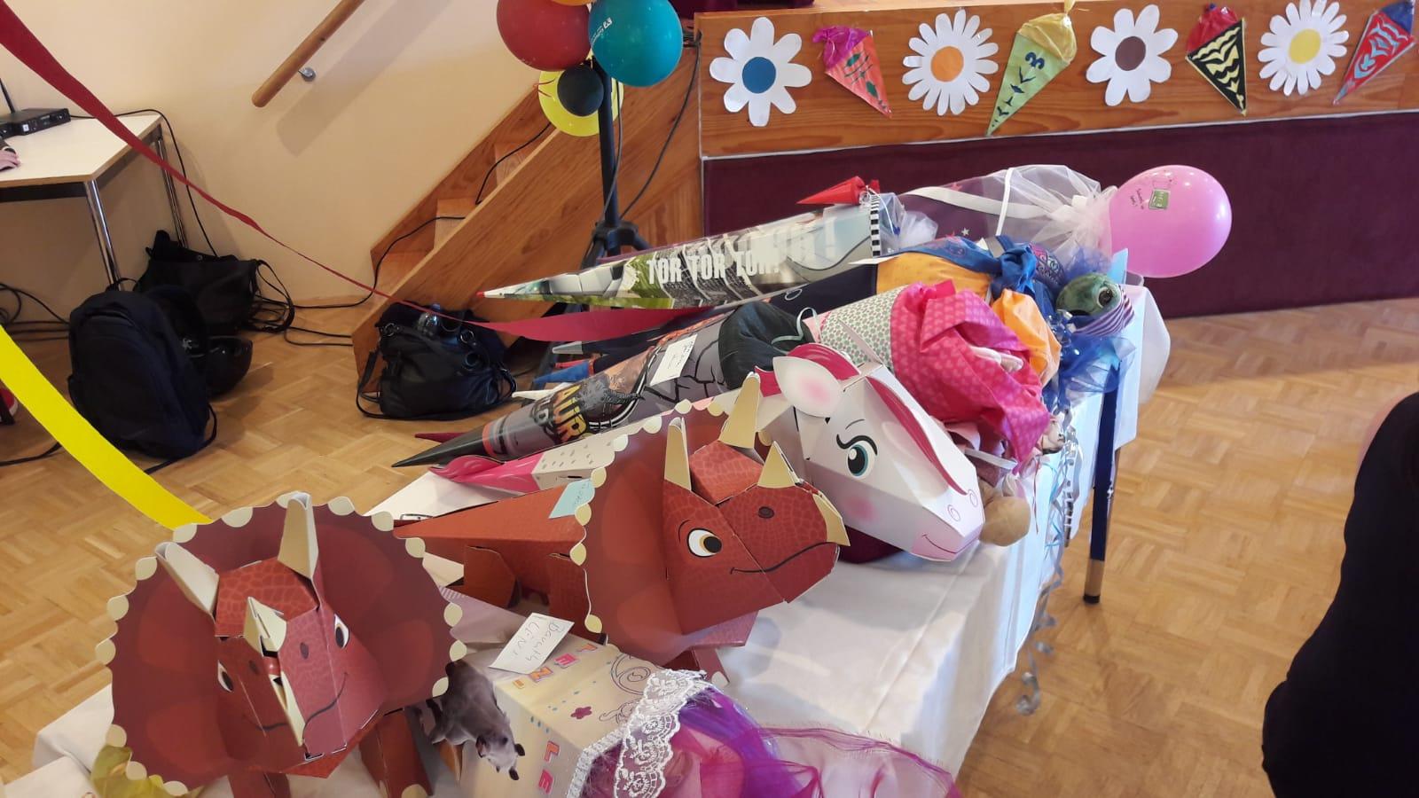 Grundschule Sukow – Einschulung der Erstklässler 2019