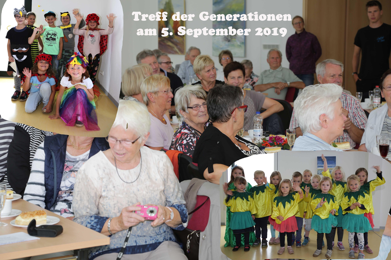 Die Pinnower Senioren und das Fest der Generationen