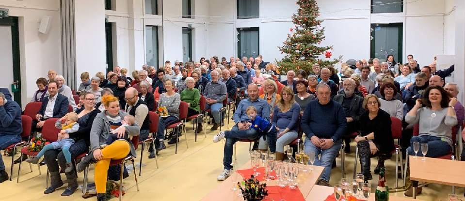 Neujahrsempfang 2020 der Gemeinde Pinnow