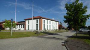 Anbau Gemeindezentrum – Mehrzweckhalle 2016