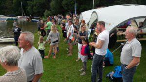 Dorf- und Strandfest in Pinnow am Godener Strand 2017