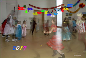 Kinderfasching in Pinnow am 03.März2019