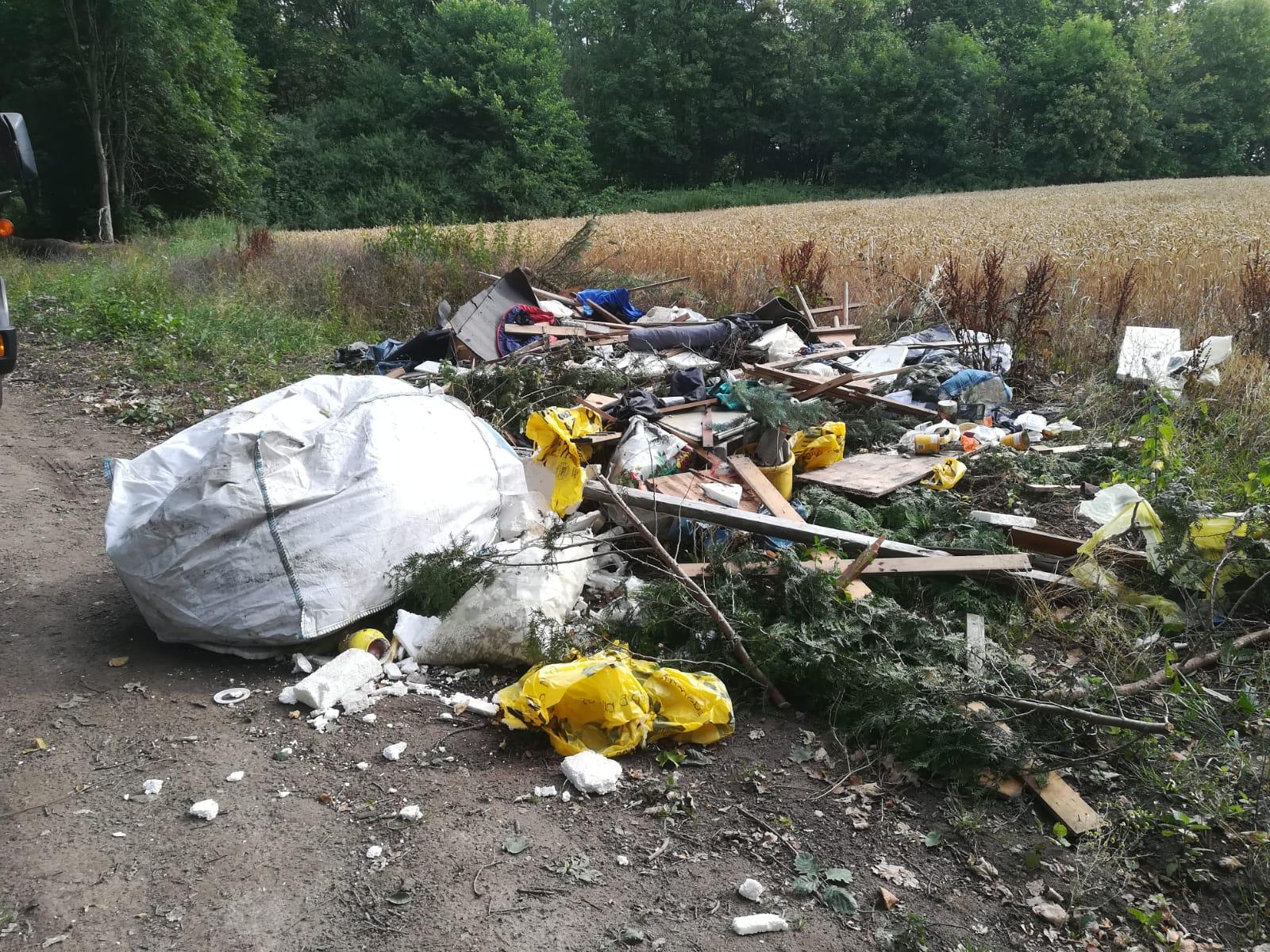 Erneuter Vandalismus in Pinnow